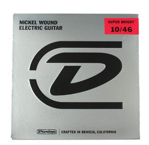 6-String Medium Gauge Set - 10-46