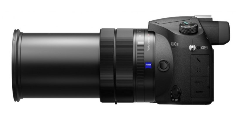 20.1MP Compact Camera with F2.4-4 Large-Aperture 24-600mm Zoom Lens