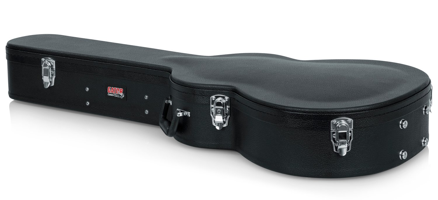 Hard-Shell Wood Case for Martin 000 Acoustic Guitars