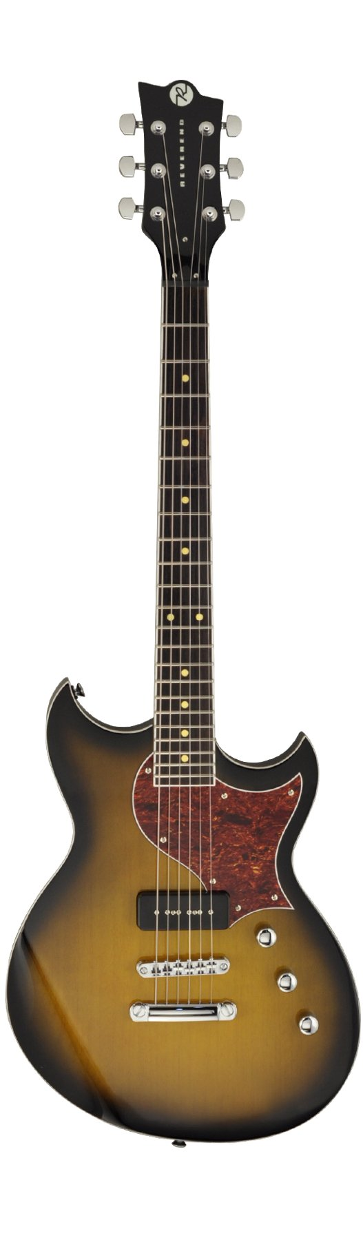 Single Pickup Solid Body Electric Guitar
