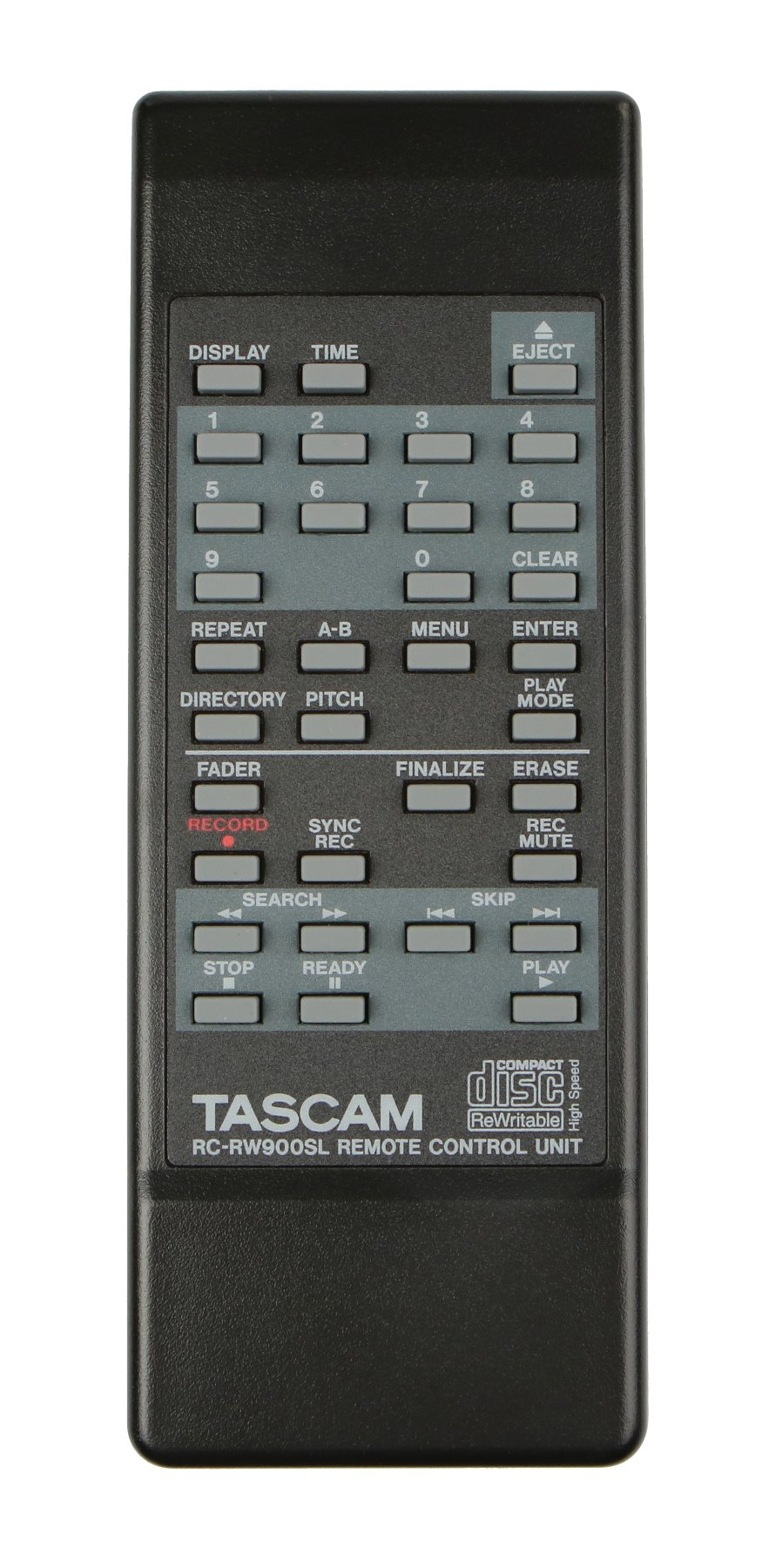 CDRW900SL Remote