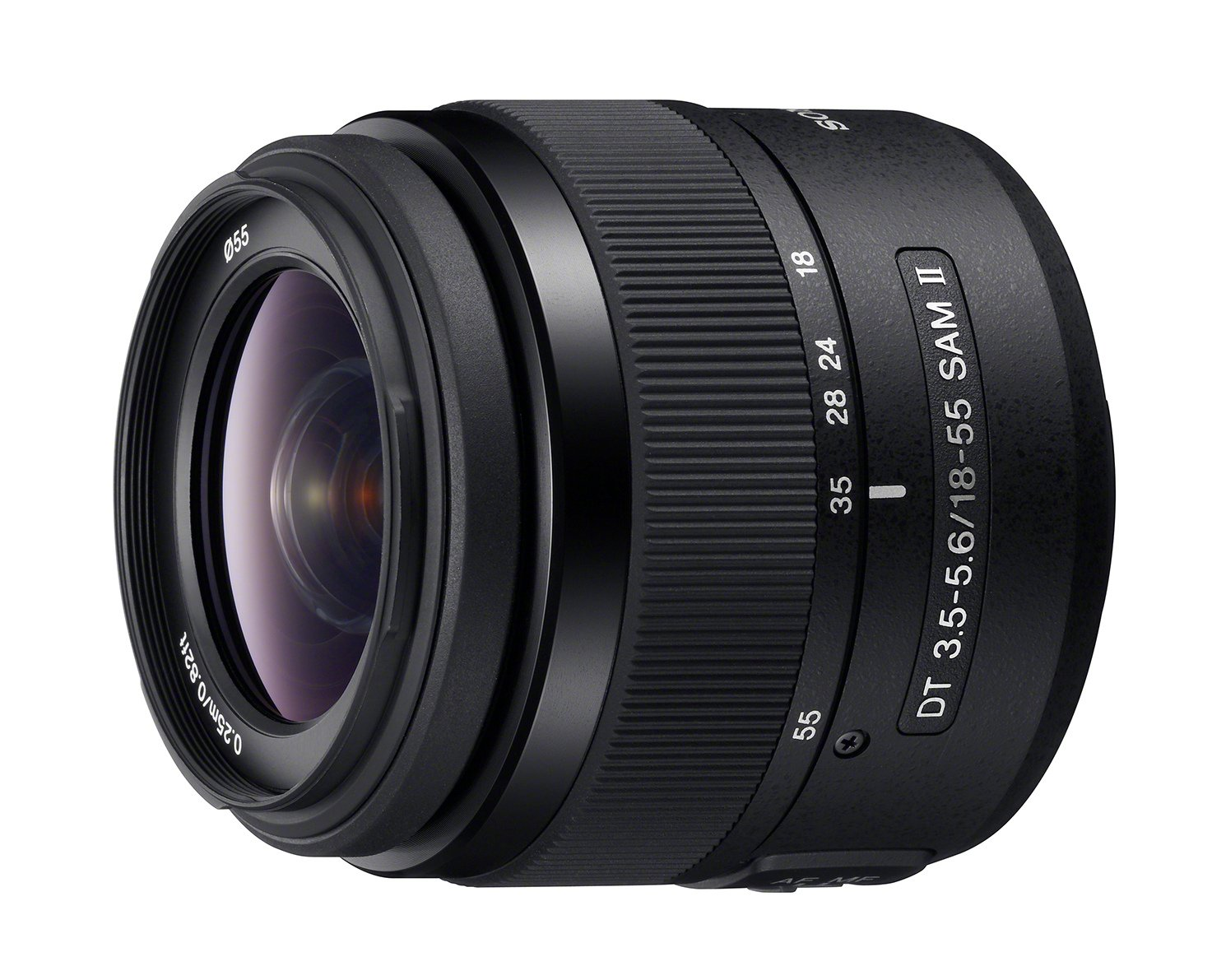 24.2MP A-mount Camera with18-55mm Zoom Lens