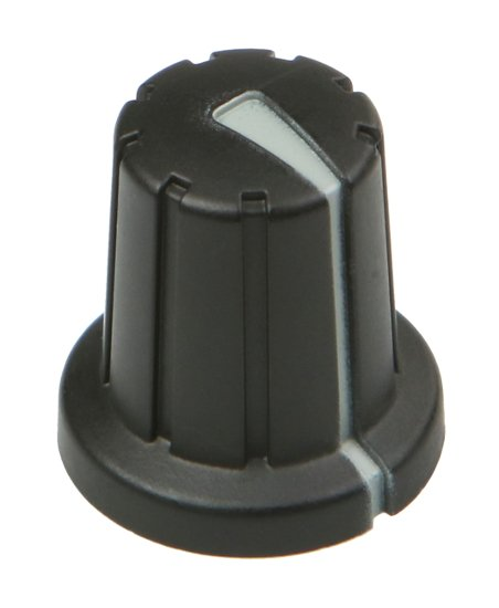 Black Volume/Level Knob for HS50M and HS80M
