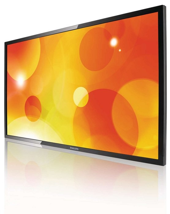 "43"" Direct LED Backlight Full HD Q-Line Display"
