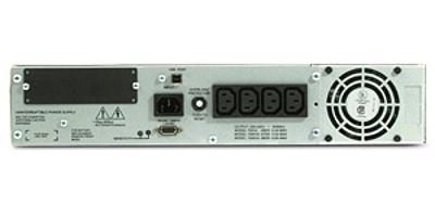 Smart UPS 670W, 1000VA, 230V, 2U Rackmount, 6 Outlets