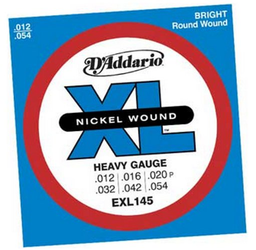 Heavy XL Electric Guitar Strings