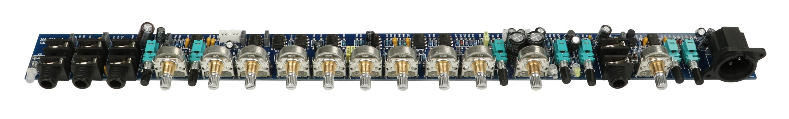 Preamp PCB Assembly for 1001RB-II, 700RB, 700RB-II