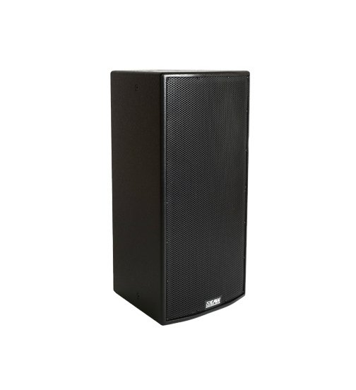 "12"" 2-Way Full Range Premium Performance Passive Speaker in Black, 60° × 60° Coverage"