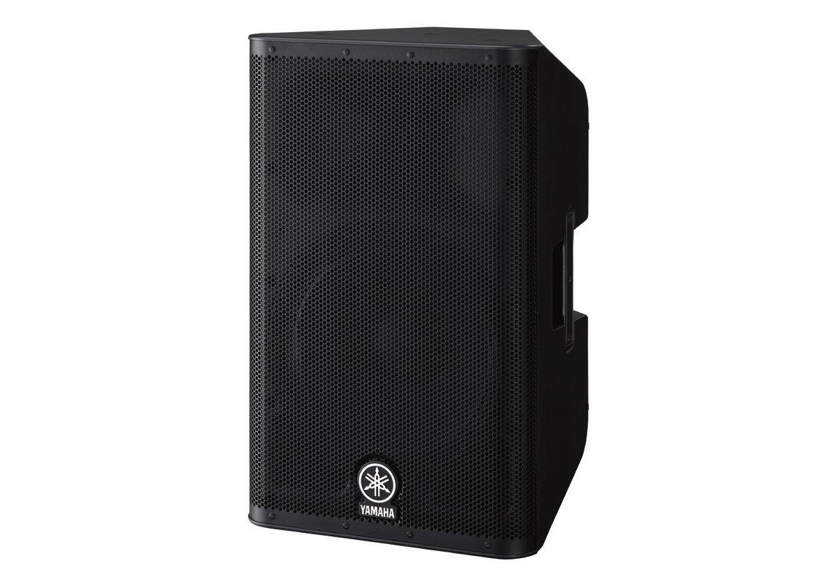yamaha dxr12 ca 12 2 way active speaker 700w dsp full compass systems. Black Bedroom Furniture Sets. Home Design Ideas