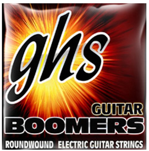 GHS Strings GBUL Ultra Light Boomers Electric Guitar Strings GBUL