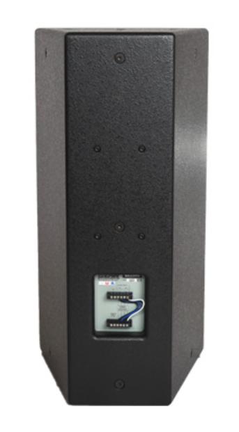 "12"" 2-Way Full Range Speaker in Black"