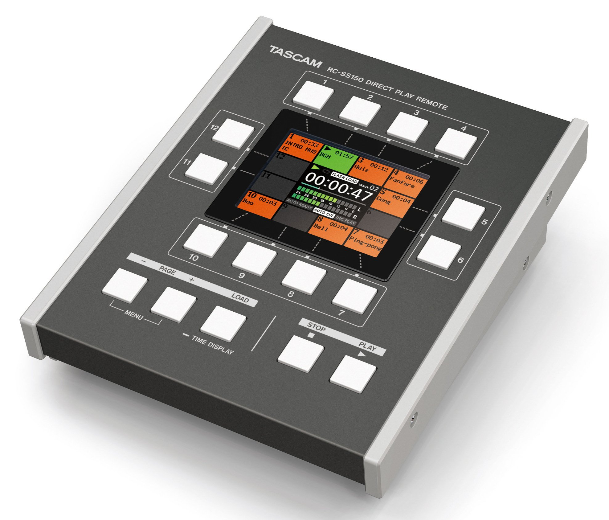 Flash Remote Controller for SS-R250N and SS-CDR250N