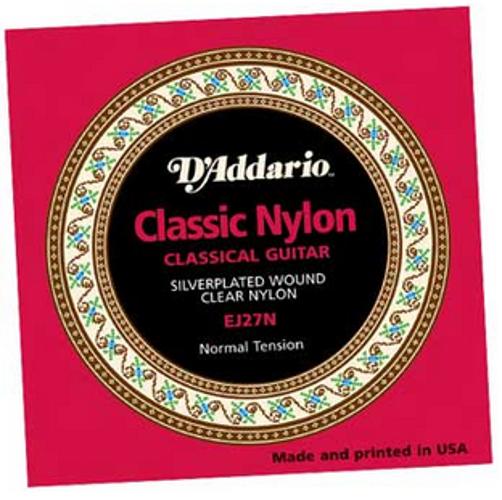 Normal Tension Classic Nylon Classical Guitar Strings
