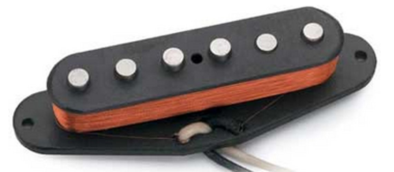 Single-Coil Guitar Pickup, Alnico II Pro Flat Strat