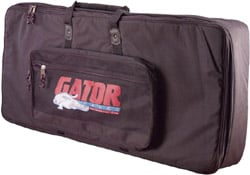 Padded 49-Key Keyboard Gig Bag