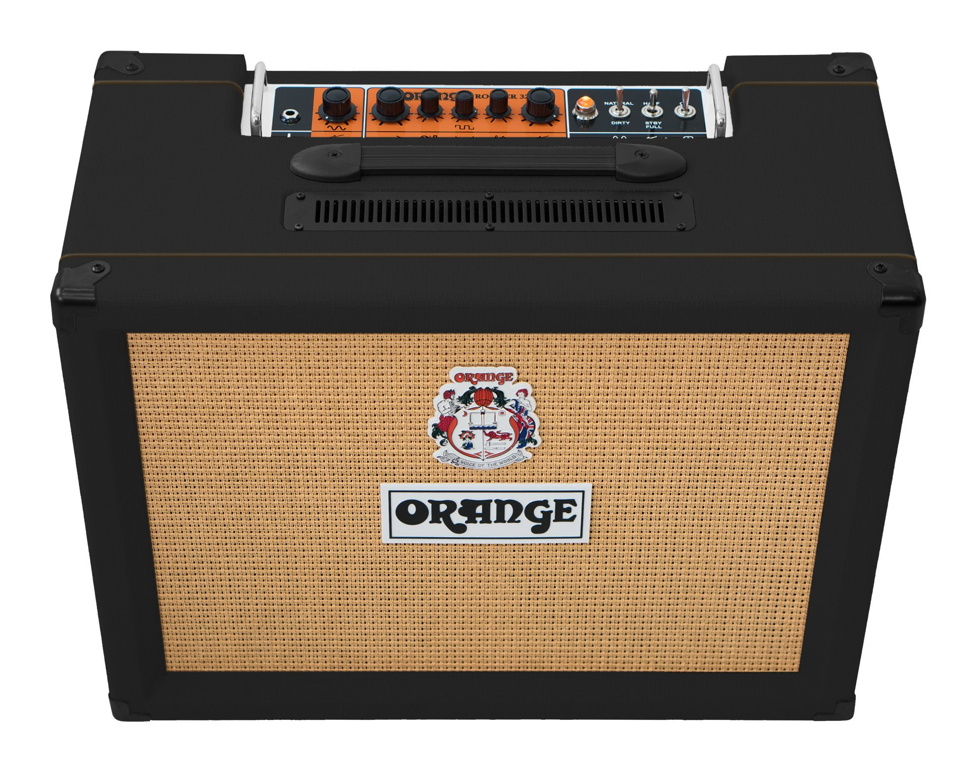Rocker 32 30w 2x10 Guitar Tube Combo Amplifier By Orange Electronic Diagram Circuit Wiring Must 2x10quot