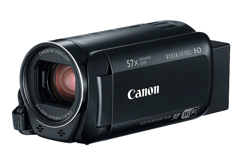57x Advanced Zoom 3.28MP HD Camcorder with 16GB Internal Storage