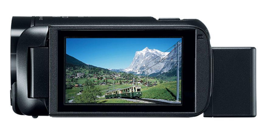 57x Advanced Zoom 3.28MP HD Camcorder