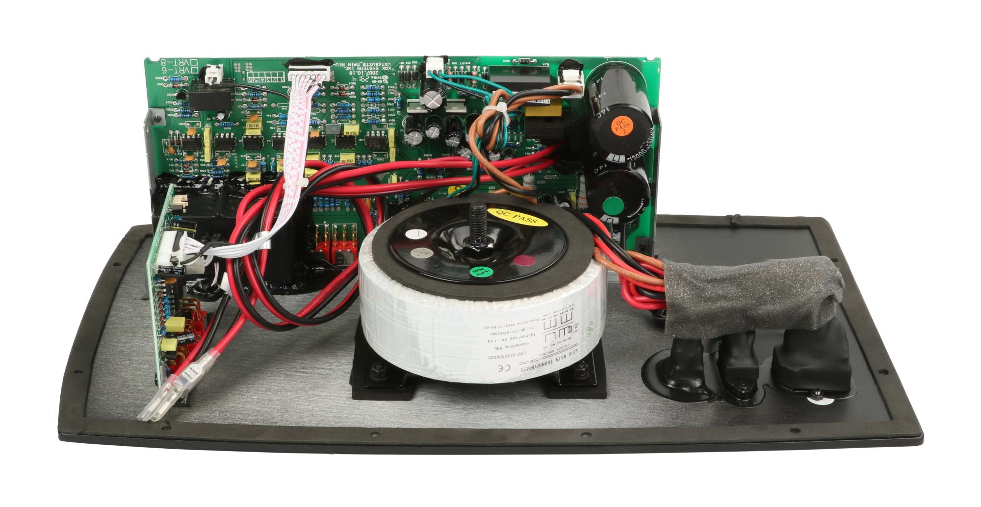 Amp Assembly for VXT8
