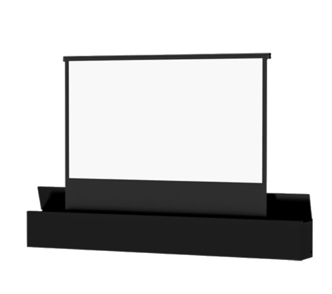 """58"""" x 104"""" Ascender Electrol Motorized Front Projection Screen"""
