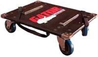 Gator Cases GA-200 Caster Kit for G-Shock Series Racks GA200-GATOR