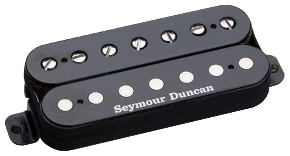 Pickup for 7-String Guitars, Jazz Model, Neck, Black