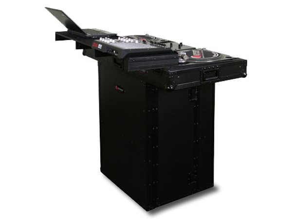 Fold-Out DJ Stand