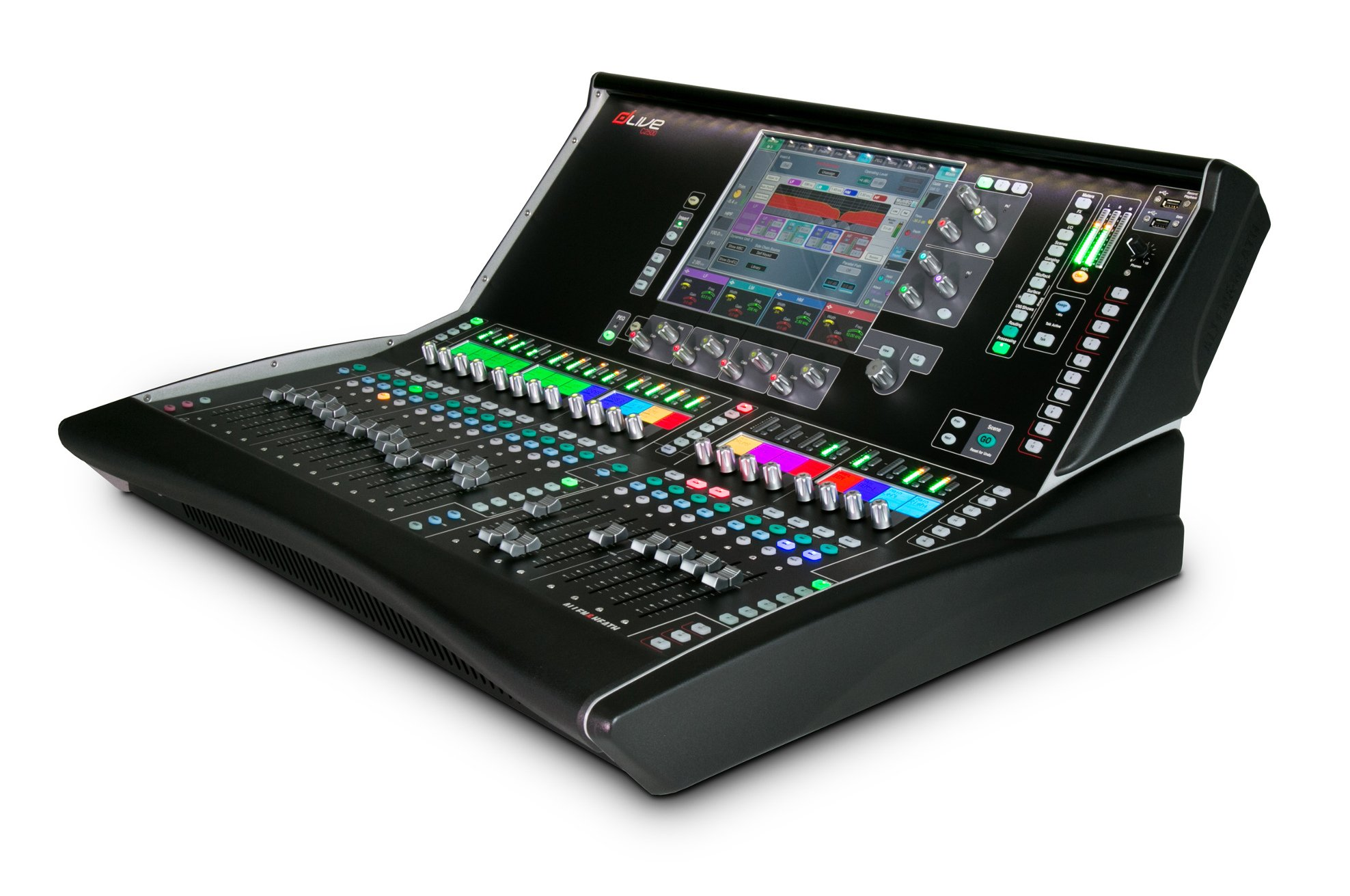 Allen & Heath dLive C2500 dLive C Class 20 Fader Surface DLIVE-DLC25
