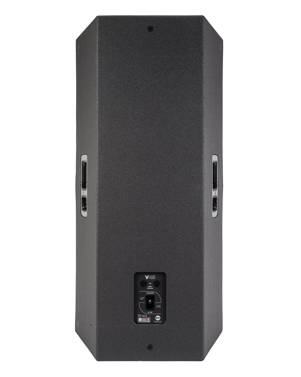 Full Range Passive Tw-Way Speaker, 2 x 15 Front-Loaded