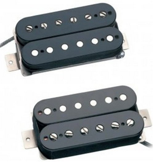 Matched Pair of Vintage Blues SH-1 Electric Guitar Pickups
