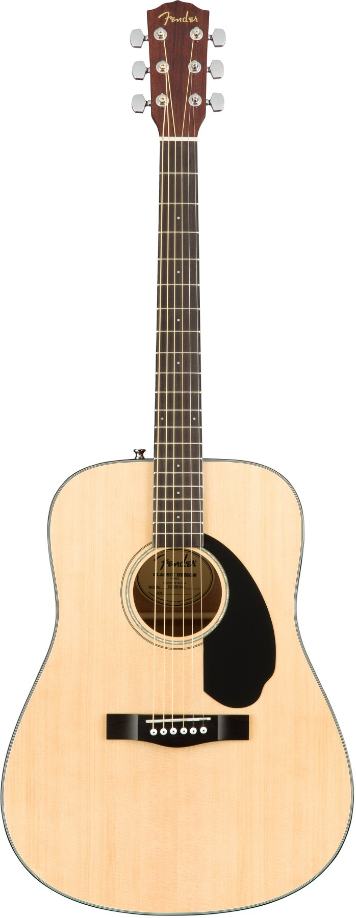 Fender CD-60S Dreadnought Style Acoustic Guitar CD-60S