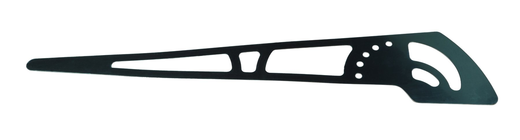 GB8 Right Metal Side Trim