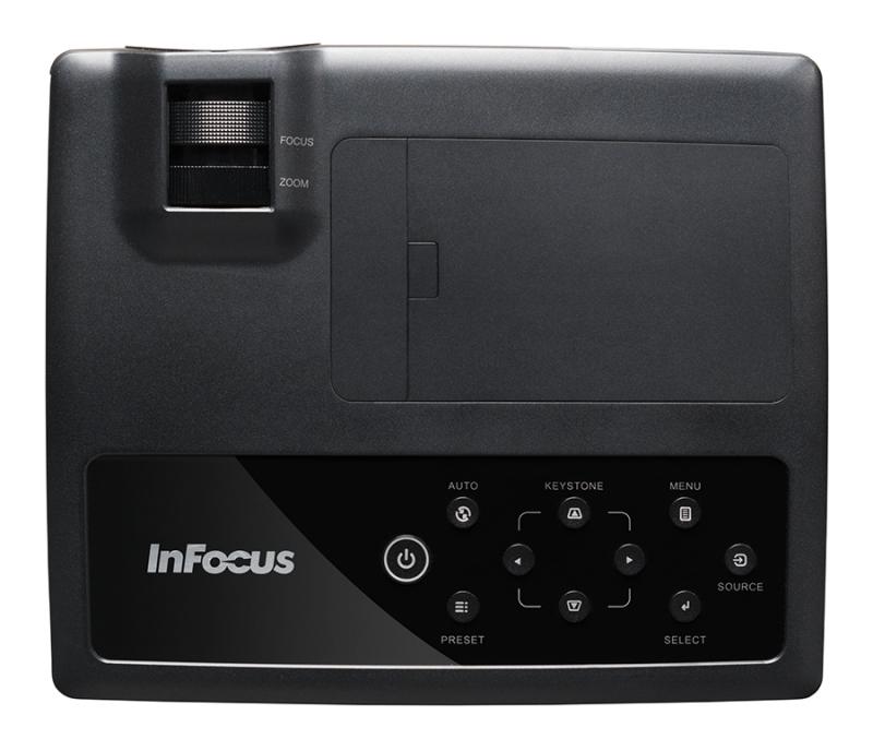 2400lm WXGA DLP Portable Projector