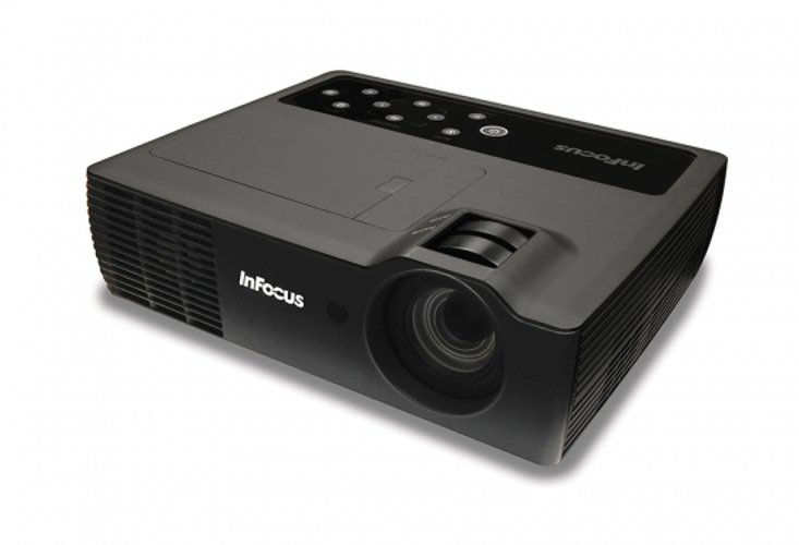 2400lm 1080p DLP Portable Projector