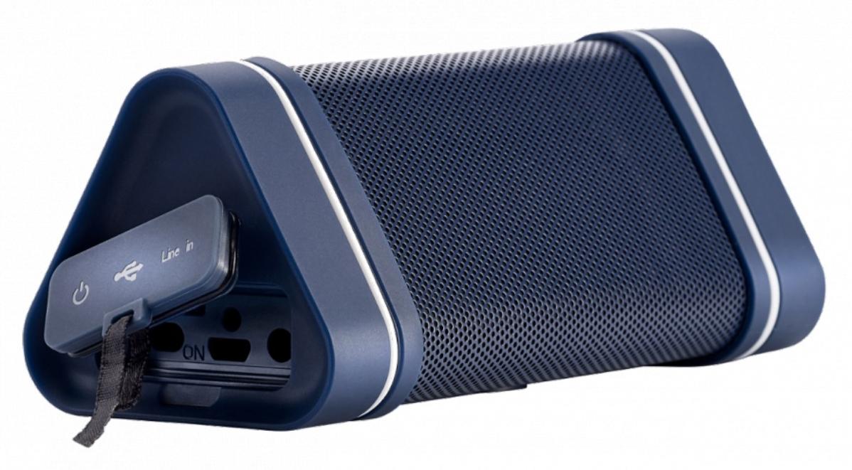 Wireless Bluetooth Speaker, Waterproof, Shock-Resistant
