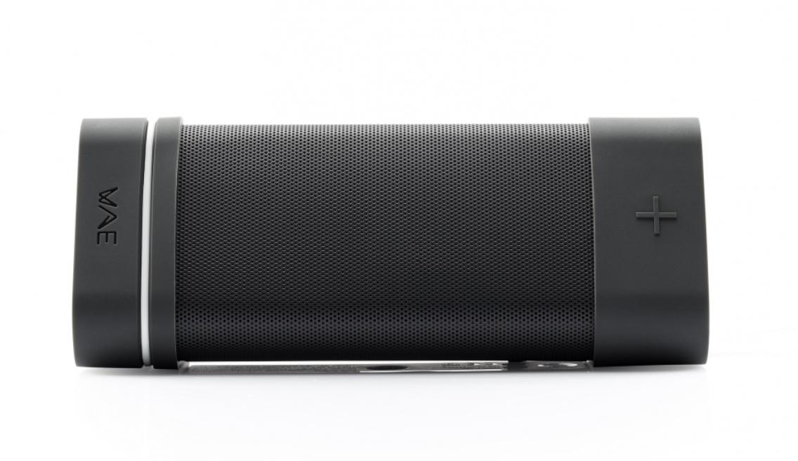 Wireless Bluetooth Speaker, Waterproof, Shock-Resistant, with Built-In FM Radio
