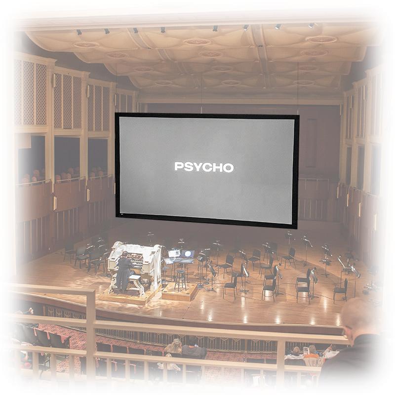 "Draper Shade and Screen 383286 138"" StageScreen Projection Screen, NTSC, Matt White XT1000V 383286"