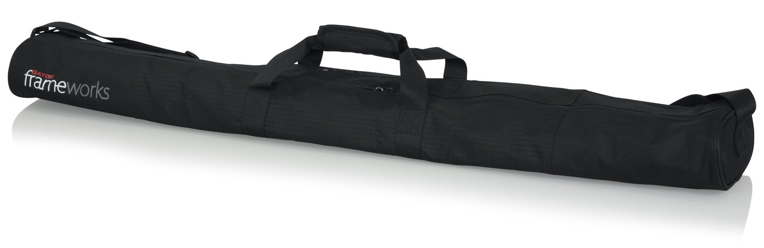 Pair of Frameworks ID Speaker Sub Poles with Carry Bag