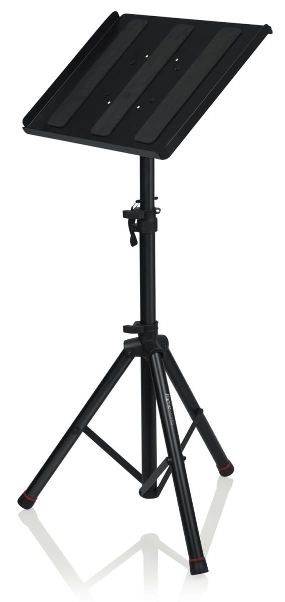 Frameworks Series Heavy-Duty Adjustable Media Tray Stand