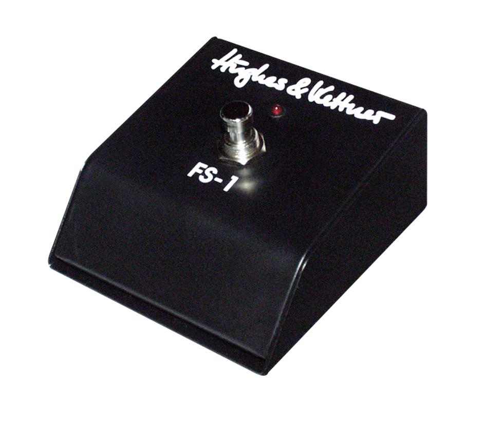 Hughes & Kettner HKFS1 1 Button Footswitch HKFS1