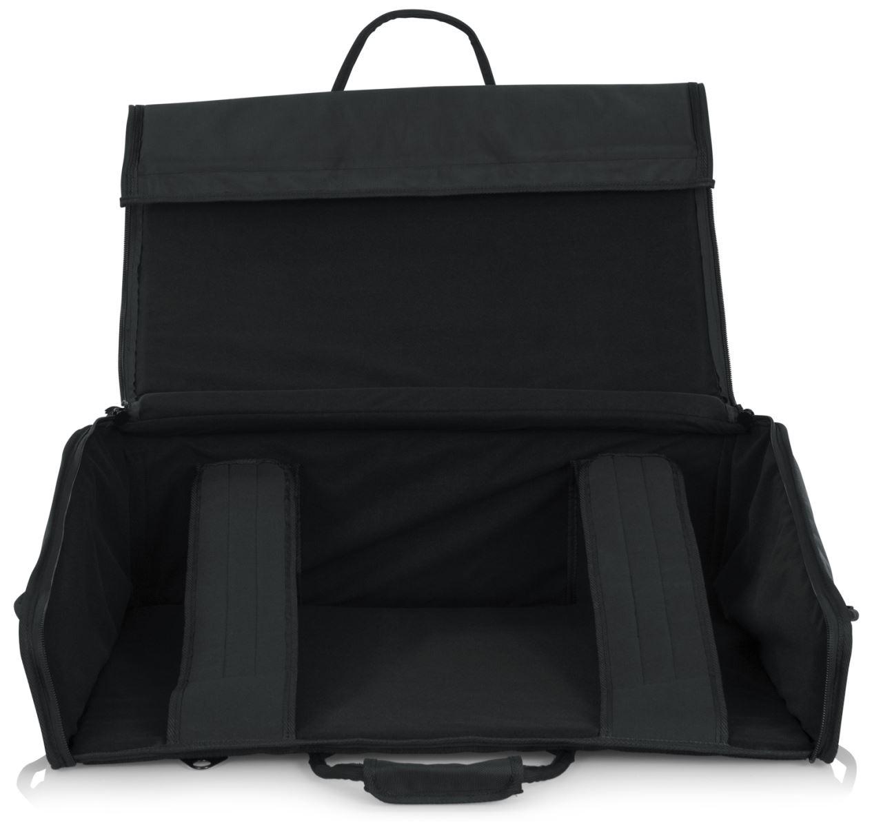 "Padded Nylon Large Format Mixer Bag, 26""x21""x8.5"""
