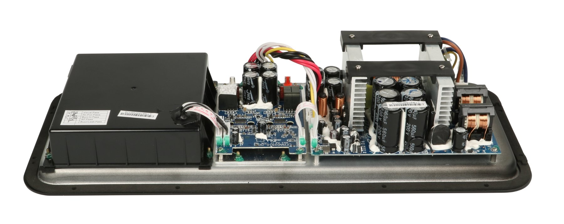 Amp Assembly for SRM2850