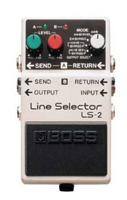 Pedal Line Selector