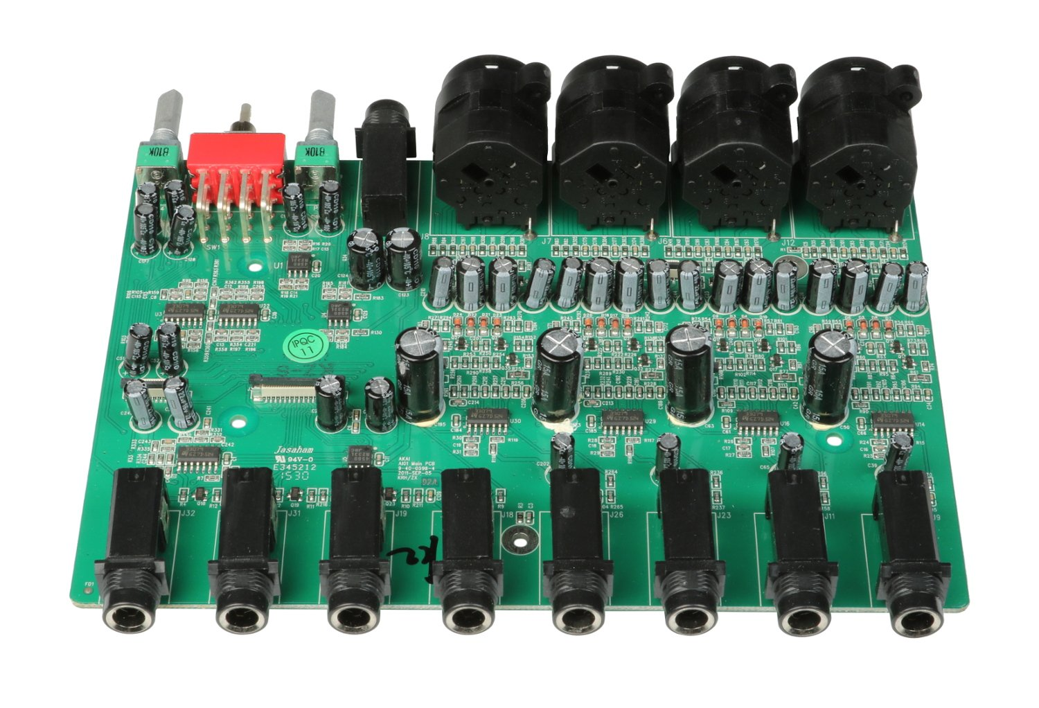 MAIN PCB for EIE PRO by AKAI, CR010154   Full Compass Systems
