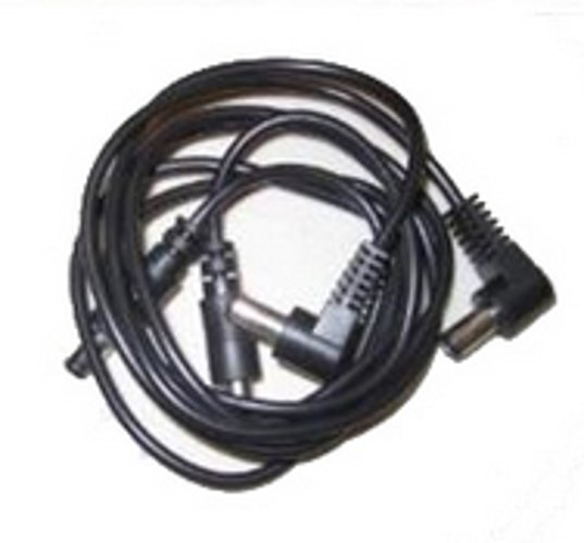 2-Pack Supa-Charger Power Supply Cables for Boss-Type Pedals