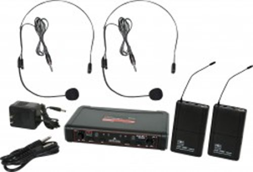 EDX Wireless Microphone System