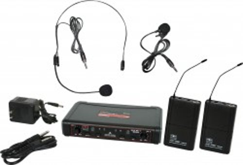 EDX Wireless Microphone System
