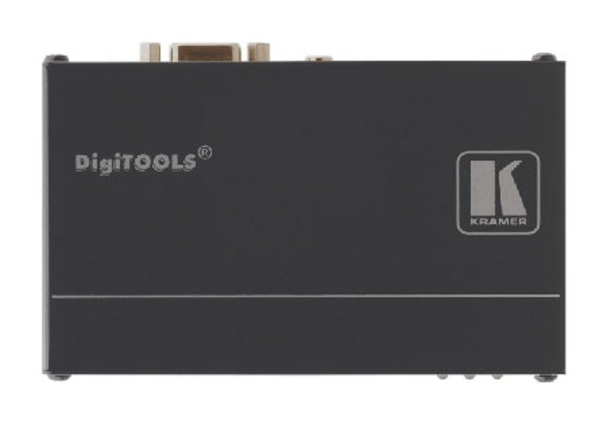 HDMI, Bidirectional RS-232 & IR Over Twisted Pair Receiver