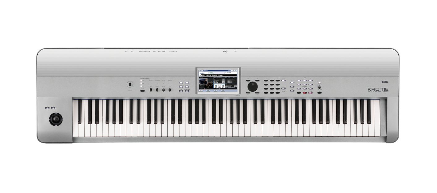 88-Key Music Workstation Keyboard, Limited Platinum Edition