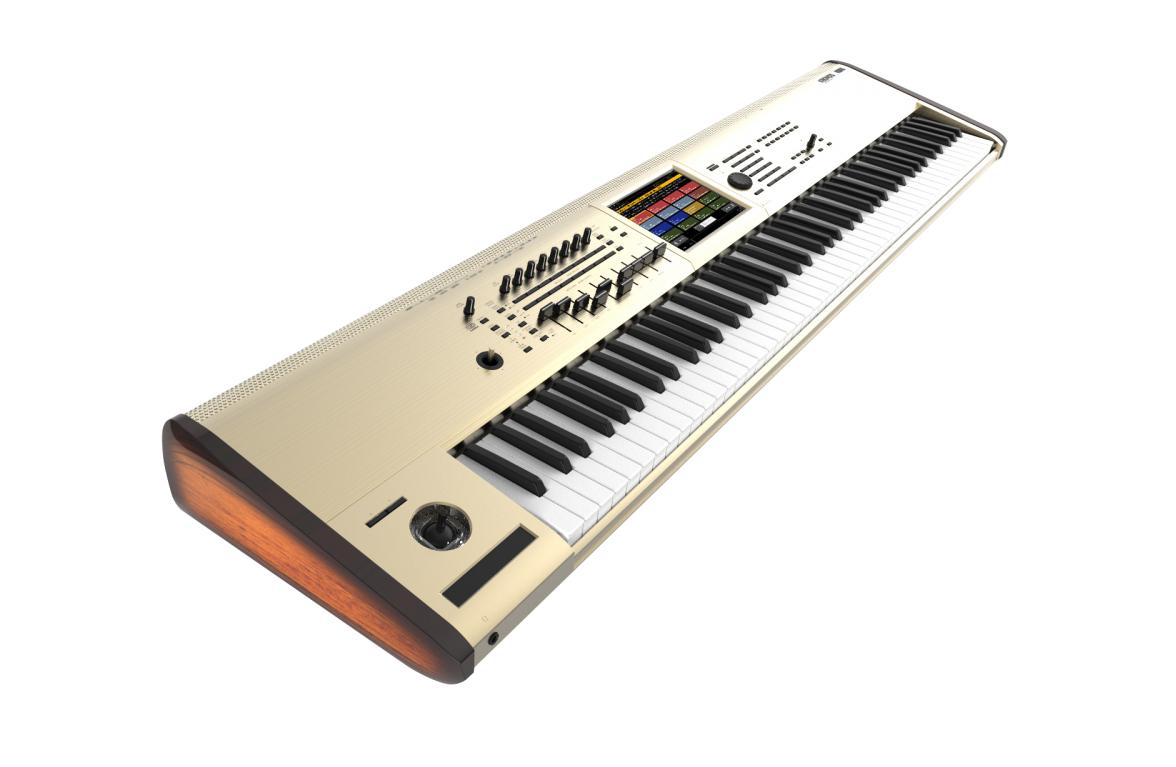 88-Key Workstation Keyboard, Limited Gold Edition